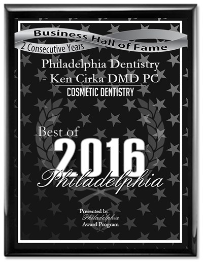 2016 best of philadelphia award