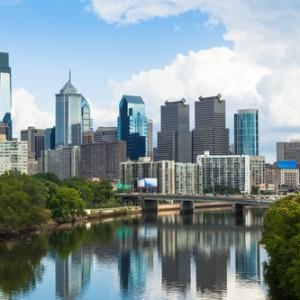Philly City Center Dentist Skyline