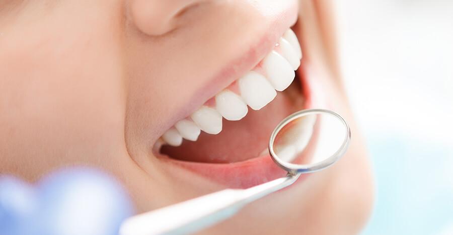dental care mirror