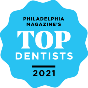 Philly Mag Top Dentists 2021 Blue